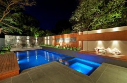 Sample of one of our pools