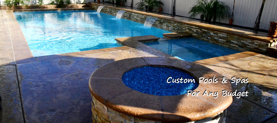 Blue Fountain Pools Home