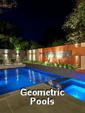 Geometric Pool Gallery