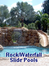Waterfall pool Gallery